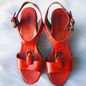 Anyi Lu Hand Made Italian Sandals